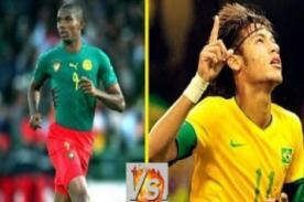 Brasil vs Camerún en vivo por DirecTV - Mundial 2014