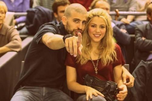 Padres de Shakira revelan sexo de bebe
