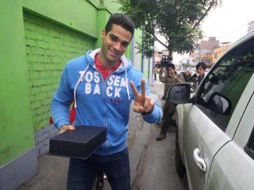 Guty Carrera asegura que cubana es amiga de la familia