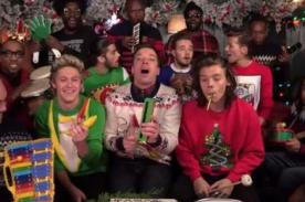 Canciones de Navidad: One Direction te contagiará de alegría con este video