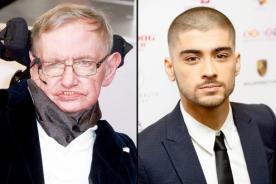 ¿Stephen Hawking lanza teoría sobre salida de Zayn Malik de One Direction?