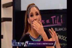 ¡Tilsa Lozano suelta tremenda lisura  EN VIVO! - VIDEO