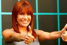 Magaly Medina desata todo tipo de comentarios al presentar a 'amiguito' - FOTO