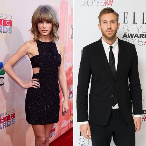 Instagram: Calvin Harris felicita con romantico mensaje a Taylor Swift