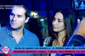 Miguel Arce reaparece y presenta a su nuevo novia, Vanessa Mohme - VIDEO