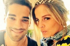 Guty Carrera elimina fotos con Alejandra Baigorria