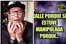 ¿Esto es lo peor que Carloncho le hizo a Rosángela Espinoza?