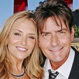 Charlie Sheen pagó la fianza de su ex esposa