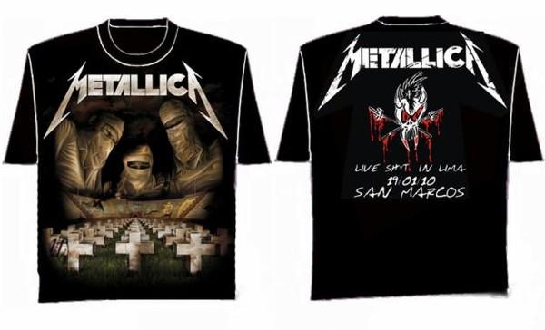Metallica en Lima: El grupo publicó video de su presentación oficial en su web