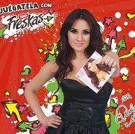 Dulce María tuvo deleitoso concierto para marca de chocolates