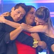 Katia Palma y Luigi Carbajal quedan eliminados de Amigos y Rivales