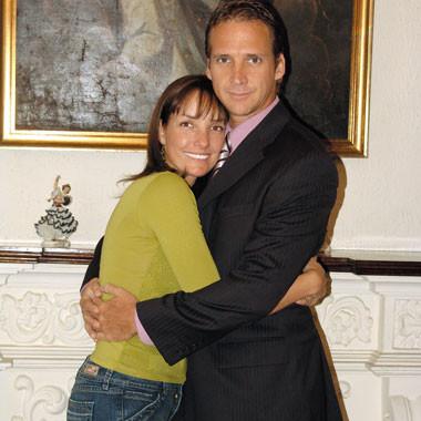 Marisol Aguirre no quiere gastar energías en Christian Meier