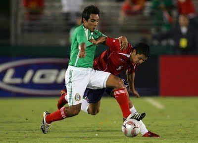 América TV en vivo: Chile vs México - Copa América 2011 - Desde las 7 pm