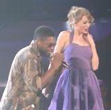 Video: Taylor Swift rapeó al lado de Usher