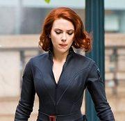 Scarlett Johansson sobre The Avengers:  Es agradable interpretar a una superhéroe inteligente