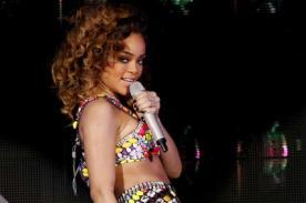 Rihanna quiere hallar un nuevo hombre y dejar de fumar este 2012