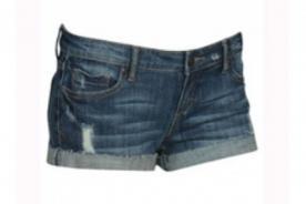 Short de denim: Una prenda que no debe faltar en tu armario
