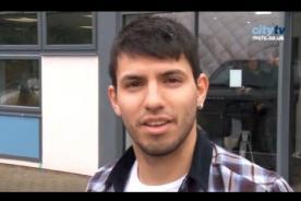 Jugadores del City desean suerte a los hermanos Toure (Video)