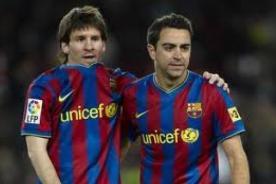 Xavi: No hay otro que se compare a Lionel Messi