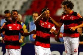 Goles del Flamengo vs Olimpia (3-3) - Copa Libertadores