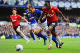 Video del Manchester United vs Everton (4-4) - Liga Premier