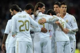 Video del Granada vs Real Madrid (1-2) - Liga Española