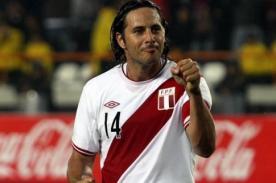 Claudio Pizarro: Jugaré ante Nigeria para llegar bien contra Colombia