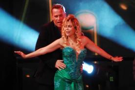Carlos Lozano invitó a bailar a Gisela Valcárcel al 'Huaralino'