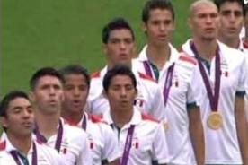 Londres 2012: México venció 2-1 a Brasil y se llevó la medalla de oro