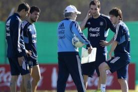 Fútbol peruano: Sabella jugará ante Perú con todo su poder ofensivo