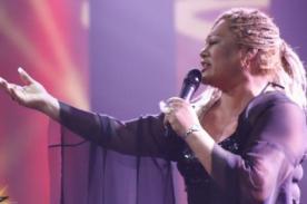 Yo Soy: Imitadora de Lucía de la Cruz conmueve al jurado - Video