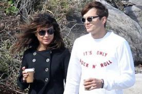 Ashton Kutcher y Mila Kunis más enamorados que nunca