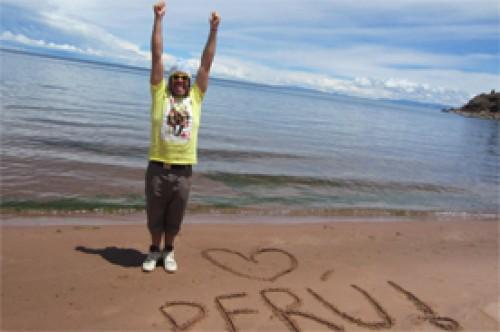 Perez Hilton se despide de Perú con alegría y muy satisfecho
