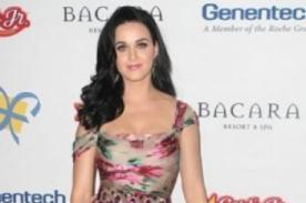Katy Perry es declarada la Mujer Más Candente del 2013 por 'Men Health'