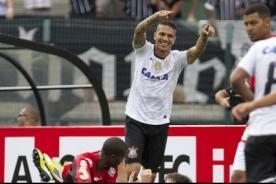 Corinthians: Paolo Guerrero manda al banco a Alexandre Pato - Paulistao