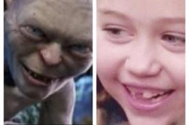 Miley Cyrus se compara con Gollum de El Señor de los Anillos
