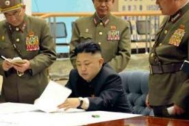 Corea del Norte declara estado de guerra ante Corea del Sur