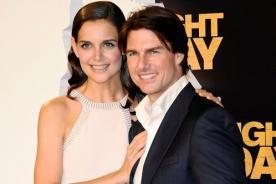 Tom Cruise habló por primera vez sobre su divorcio con Katie Holmes