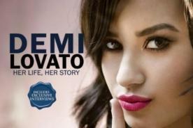Sale nueva biografía no autorizada de Demi Lovato