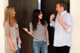 Video: Personajes de Friends vuelven a reunirse tras 9 años