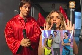 Esto es Guerra: Yaco y Nicola 'encaran' a Miguel Arce - Video