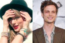 Taylor Swift estaría saliendo con el actor Matthew Gray Gubler