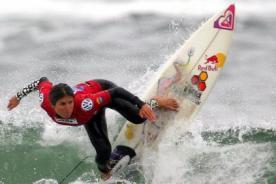 Sofía Mulanovich: Es una corrupción el surfing profesional