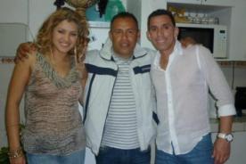 Miguel Rebosio y Michelle Soifer se volverán a ver en 'El Gran Show'