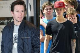 Mark Wahlberg le pide a Justin Bieber que deje de fumar marihuana