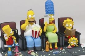 Lego lanzará piezas de Los Simpson