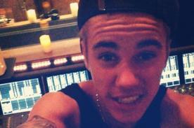 Justin Bieber pasó la noche con ex novia en vez de ir a los MTV VMA 2013