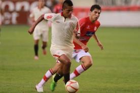 A qué hora juega Universitario vs Juan Aurich - Descentralizado 2013