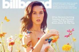 Billboard nombra a Katy Perry como 'Reina del Pop' en su reciente edición