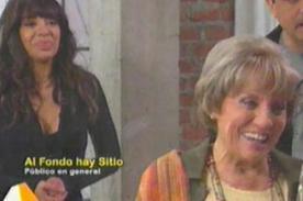 AFHS: Doña Emperatriz se gana a la familia de los Gonzáles